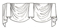 Empire Valance